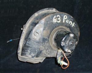 1963 Pontiac fläktmotor