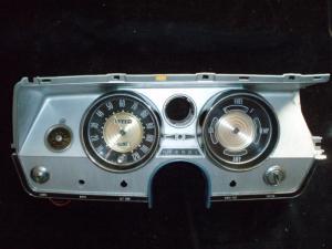 1964 Buick Wildcat instrumenthus