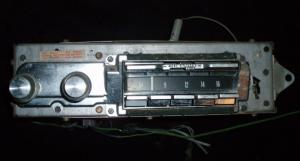 1964 Cadillac radio (ej testad)