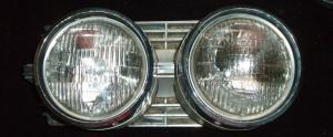 1964 Oldsmobile Jetstar lamppotta höger