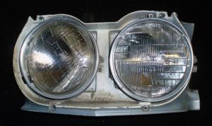 1964 Cadillac skärmförlängare / lamppotta höger