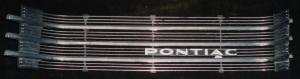 1964 Pontiac Catalina grill del vänster