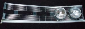 1965 Buick LeSabre grilldel vänster
