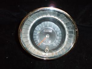 1965 Buick Lesabre hastighetsmätare