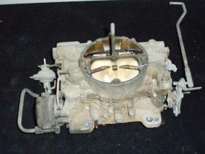 1965 Cadillac 429 motor Carter 4-port 3904S förgasare