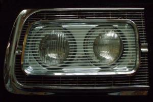 1965 Imperial lampsarg vänster