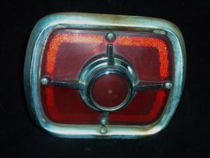 1965 Ford Fairlane sw baklampa