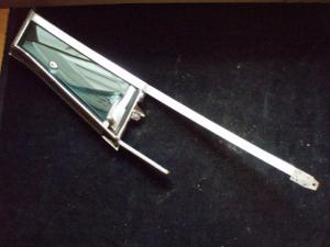 1963 Imperial 2dr ht ventilationsruta enhet höger