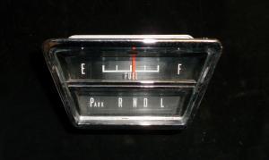 1965 Buick Lesabre tankmätare, växelindikator