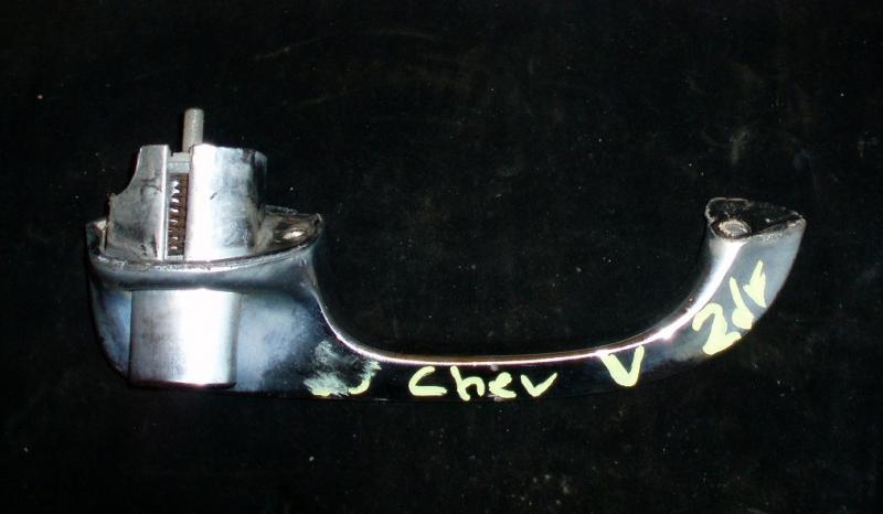 1965 Chevrolet 2dr dörrhandtag vänster