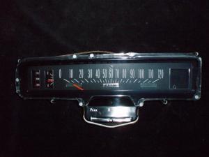 1966 Buick Skylark instrumenthus