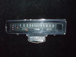 1966 Buick Special instrumenthus