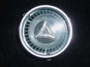 1966 Dodge Charger ratt emblem