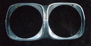 1966 Oldsmobile Delta lampsarg vänster