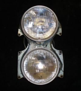 1966 Cadillac lamppotta vänster