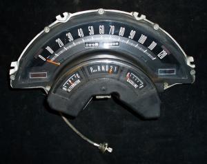 1965 Chrysler 300 instrumenthus