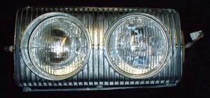 1966 Dodge Charger lamppotta höger
