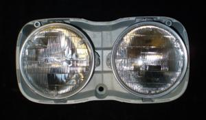 1966 Oldsmobile 98 lamppotta höger