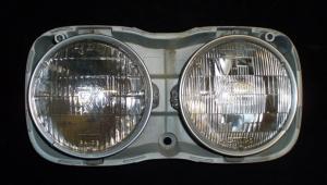 1966 Oldsmobile 98 lamppotta vänster
