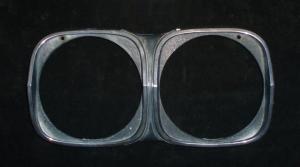 1966 Oldsmobile 98 lampsarg höger