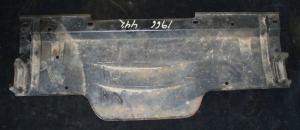 1966 Oldsmobile Cutlass 442 plåt över kyl