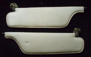 1967 Chevrolet solskydd (par)