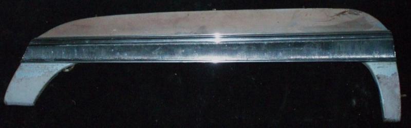 1967 Chrysler New Yorker fenderskirt höger
