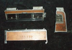 1967 Imperial ublås instrumentbräda
