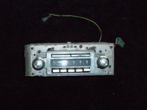 1967 Imperial radio am-fm (ej testad)
