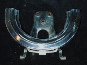 1967 Imperial tanklocks lucka (utan emblem)