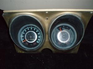 1967 Pontiac Firebird instrumenthus