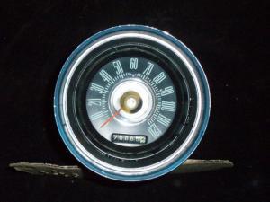 1967 Thunderbird hastighetsmätare