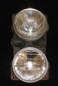 1967 Cadillac lamppotta