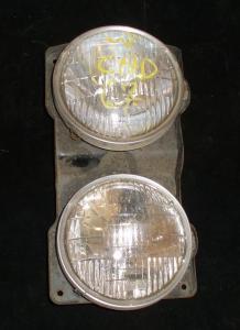 1967 Cadillac lamppotta vänster