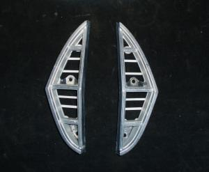 1967 Thunderbird grillbitar (par)