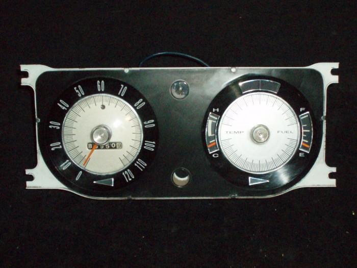 1968 AMC Ambassador instrumenthus