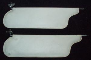 1968 AMC Ambassador solskydd höger + vänster