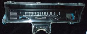 1968 Cadillac instrumenthus