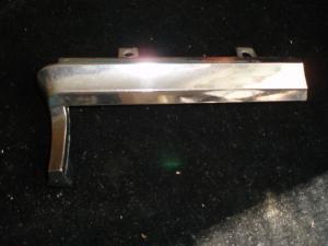 1968 Cadillac krom vid grill V