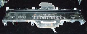 1968 Chrysler Newport instrumenthus
