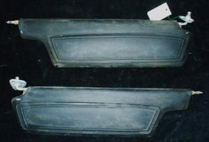 1968 Chrysler solskydd (par)