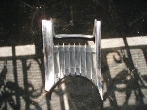 1968 Mercury Montego skärmförlängare vänster