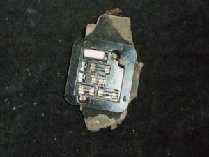 1968 Mercury säkringshållare