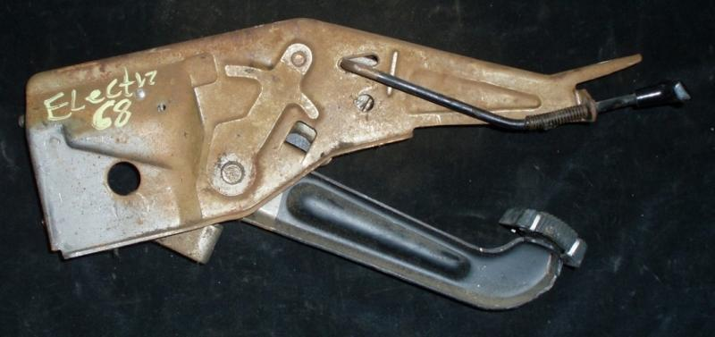 1968 Buick Electra handbroms mekanism