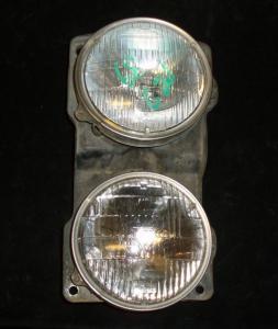 1968 Cadillac lamppotta
