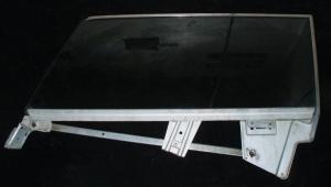 1968 Ford Galaxie sidoruta fram vänster