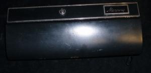 1968 Mercury handskfackslucka