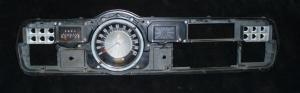 1968 Mercury Monterey instrumenthus