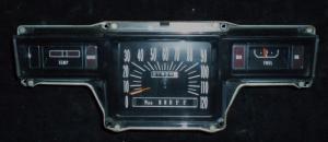 1969 Buick Electra instrumenthus