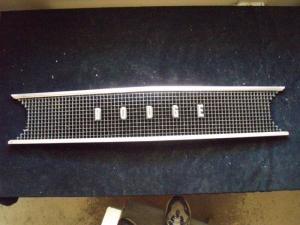 1969 Dodge Coronet grill